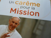 Un Carême pour la Mission