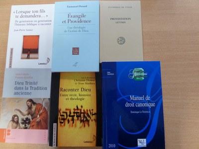Avec le printemps, les achats de titres récents fleurissent à la bibliothèque...