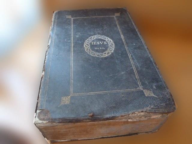 Breviarium romanum 1628 : Une édition de 1628 du livre de la Liturgie des Heures
