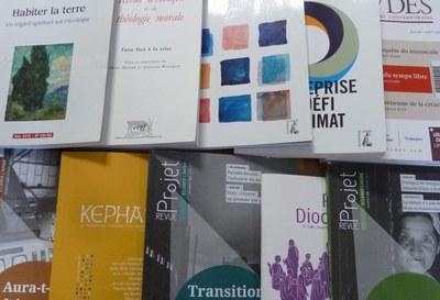 Panorama des Revues de la Bibliothèque: 2012-2015