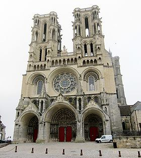 280px Laon cathedrale