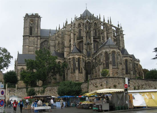 le mans cathedrale20
