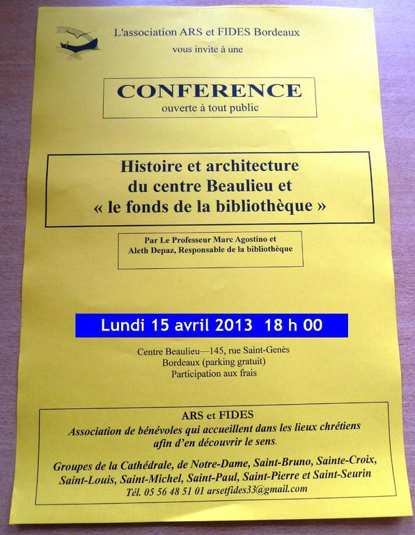 COnference arsetfides