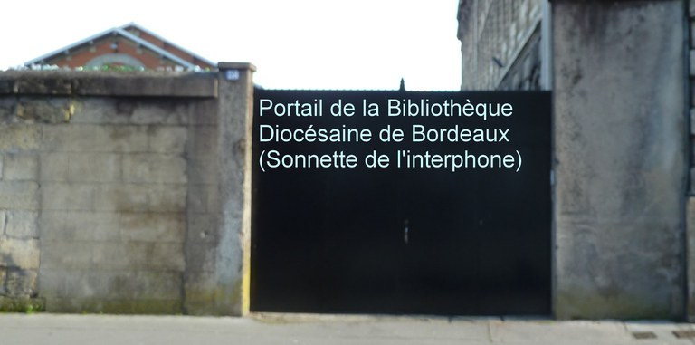 portail saint genès