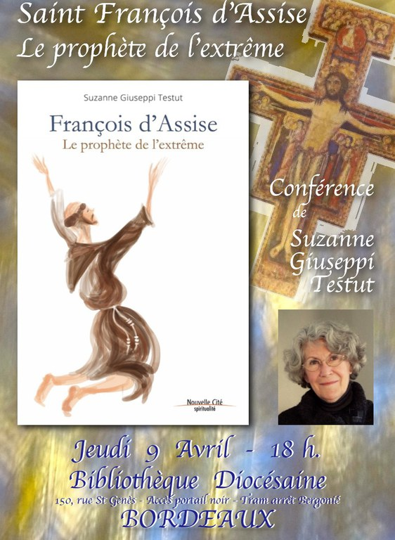 conference francois assise