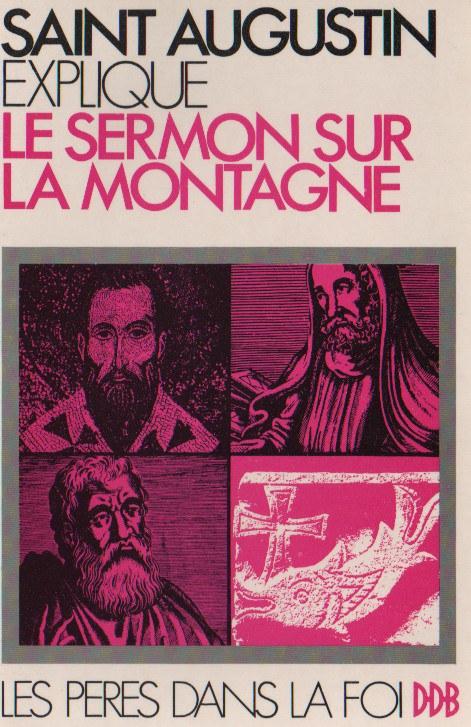 saint augustin explique le sermon