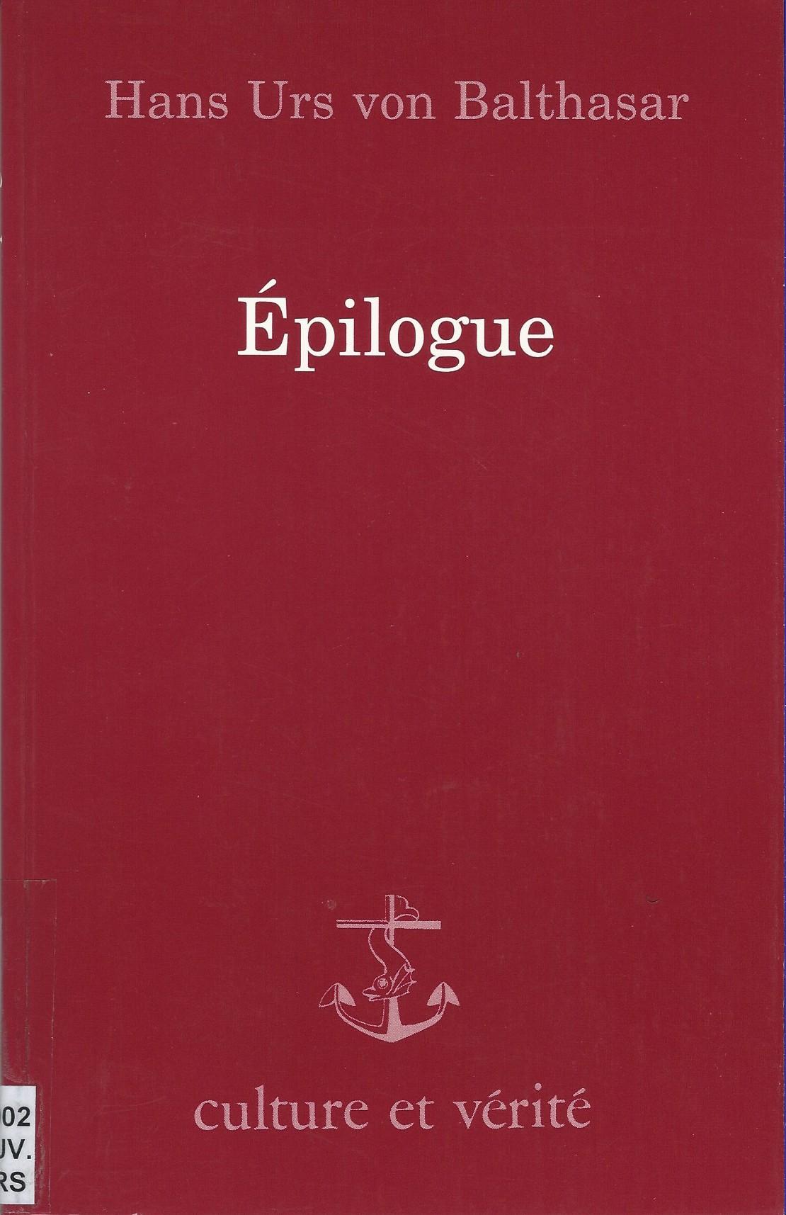 epilogue bis