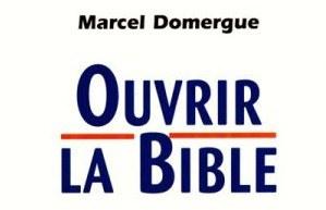 ouvrir la bible