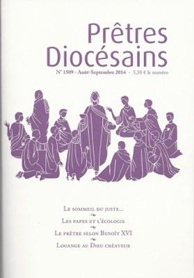 pretres diocesains aout septembre 2014