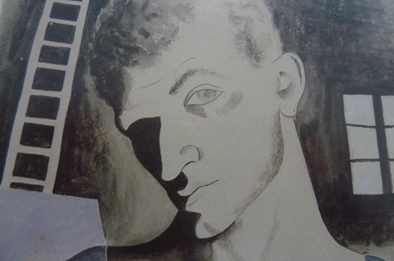 dom robert portrait