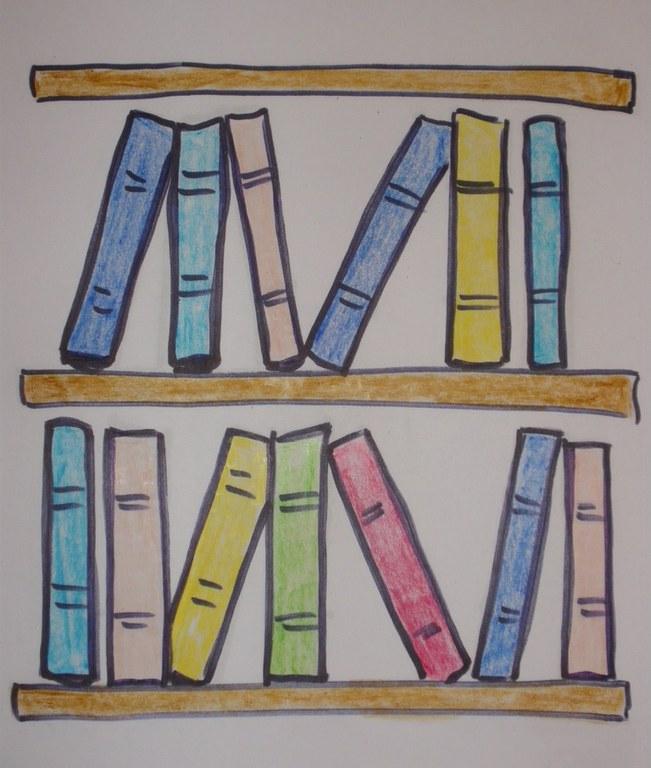 Etagères de livre