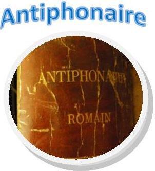 Bouton Antiphonaire Ancien