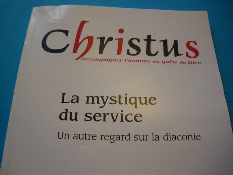 Christus diaconia